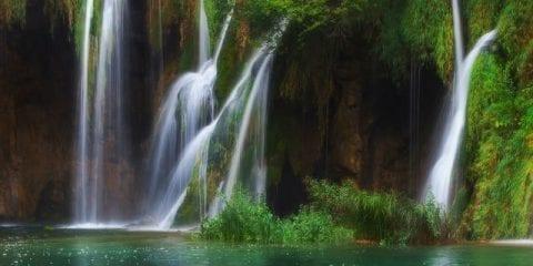 Faire du camping à proximité des plus belles cascades