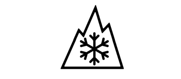 le symbole alpin