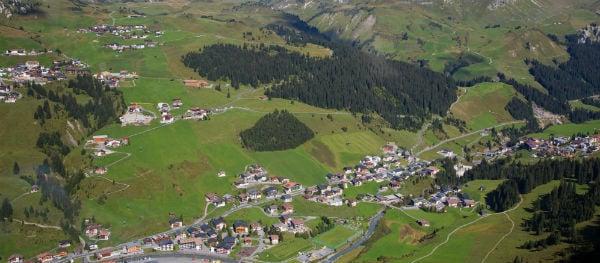 Le Vorarlberg est également apprécié