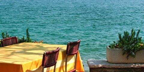Six bons restaurants près du lac de Garde