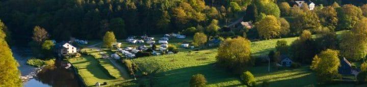 Camping en Belgique