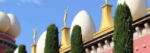 La Costa Brava : le point d'attache de Salvador Dalí