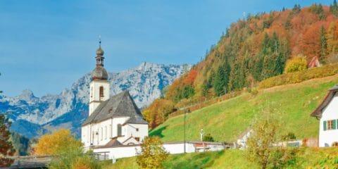 La montagne s'offre à vous au Berchtesgadener Land