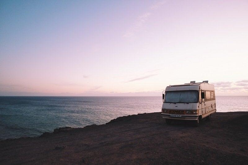 Assurez toujours correctement votre camping-car, même s'il n'est pas tout neuf. Optez au minimum pour une assurance vol.