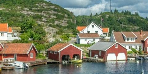 Route des camping-cars à travers la Norvège – 9 lieux uniques