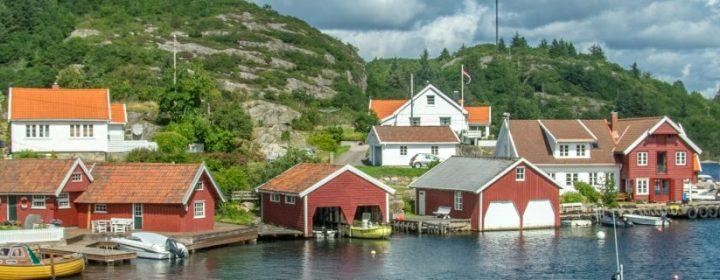 Idylle in Südnorwegen