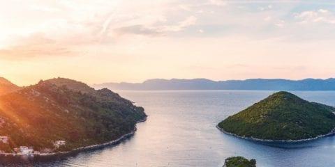 Les plus belles îles du sud de la Croatie