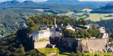 Les 5 plus beaux châteaux de Saxe