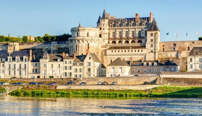 Château d'Amboise (Châteaux de la Loire)