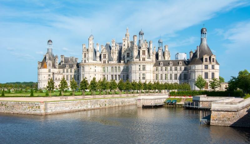 Château de Chambord (chateaux de la loire)